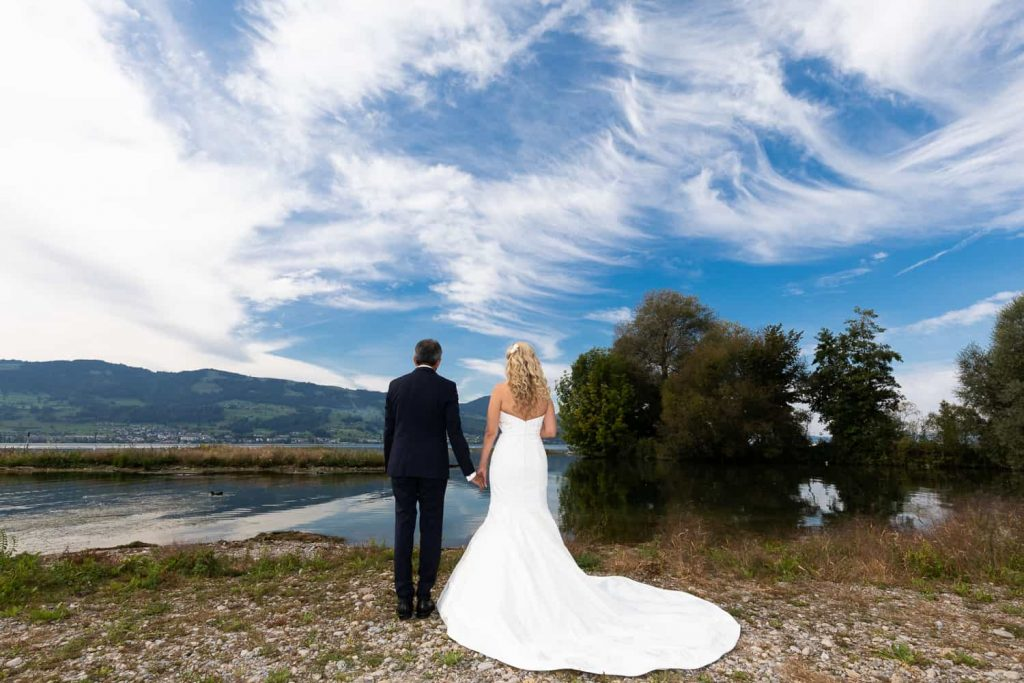 wedding at the zurich lake35 1024x683 - Wedding at the Zurich lake | Rapperswil Castle